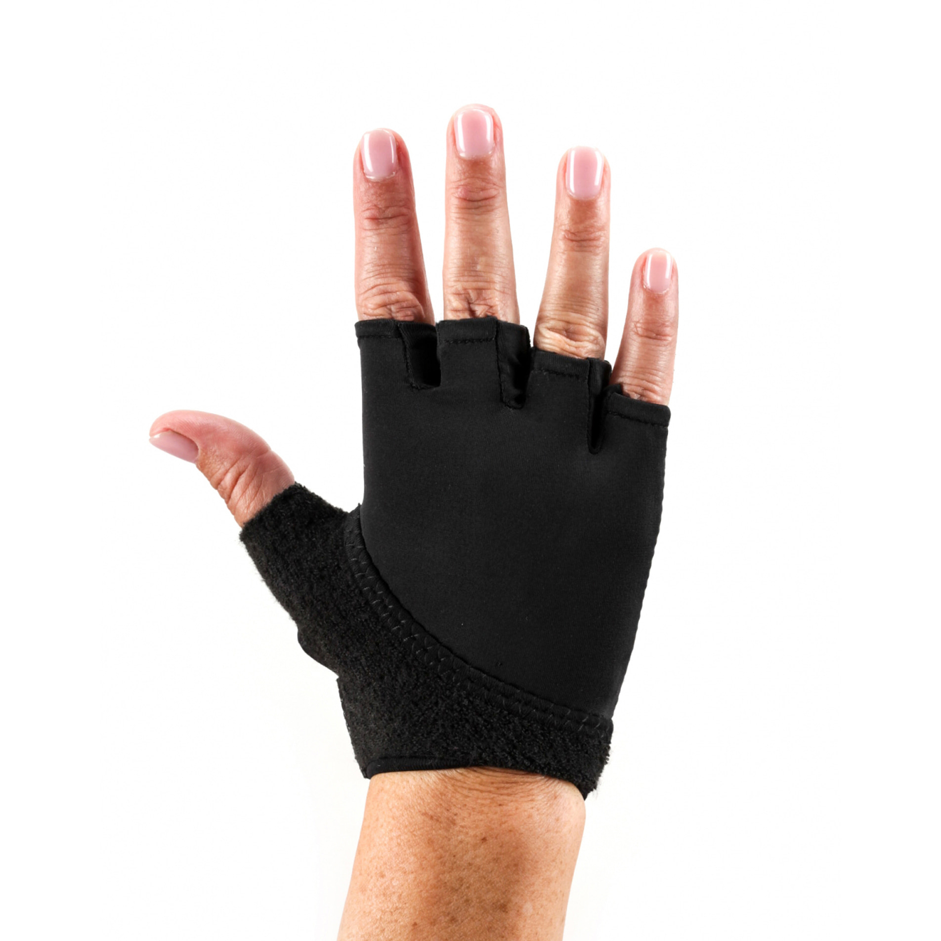 ToeSox Gloves Grip Black
