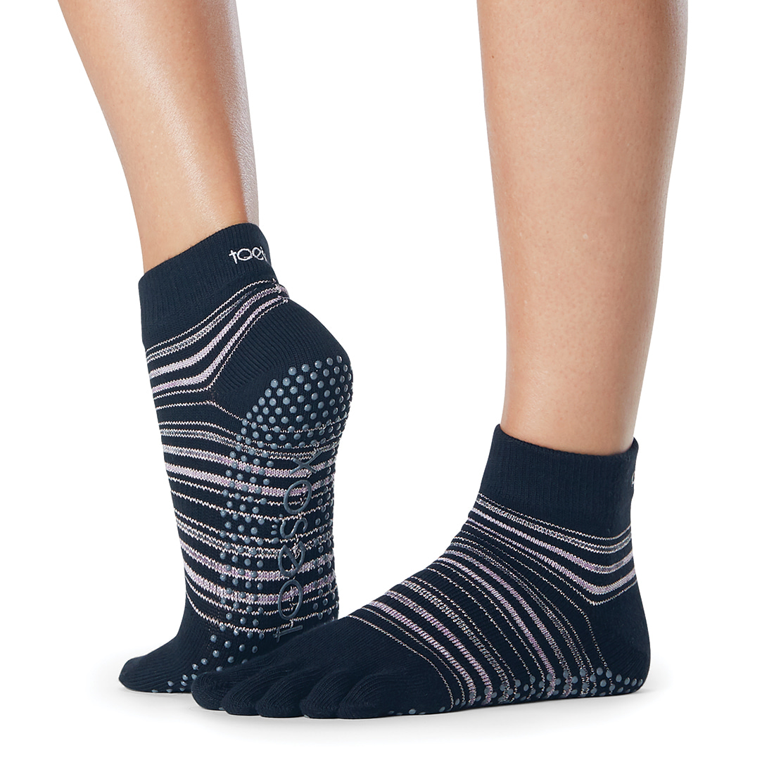 ToeSox Grip F/T Ankle Earthly