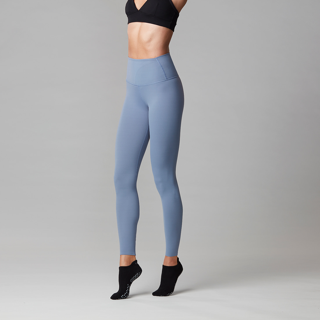 TaviNoir High Waisted Tight Slate Blue