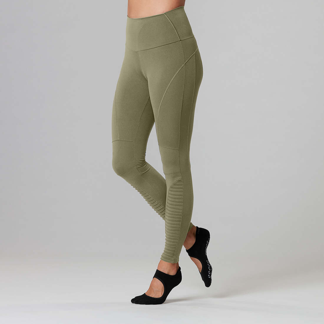 TaviNoir Moto Tight Olive