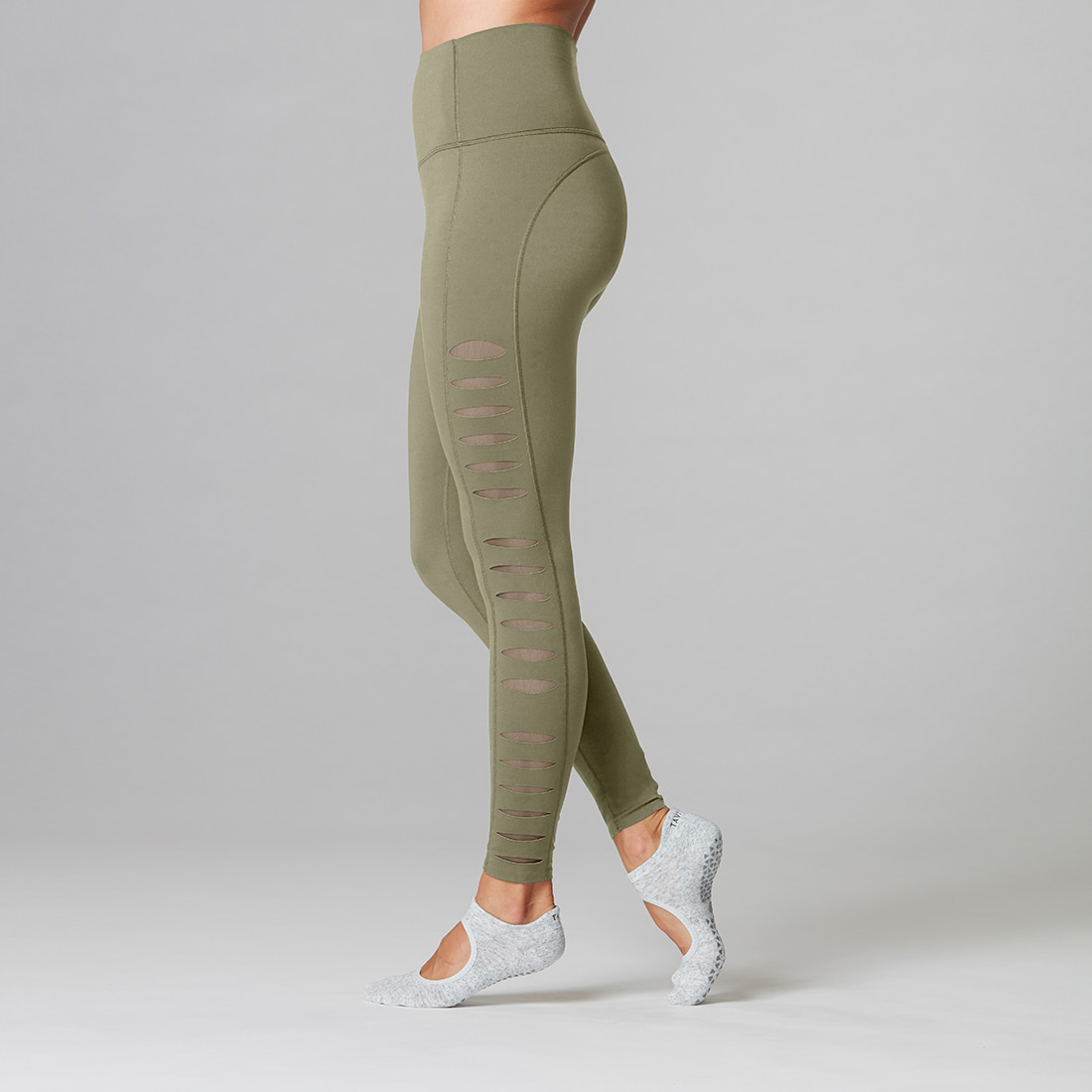 TaviNoir Laser Cut Tight Olive